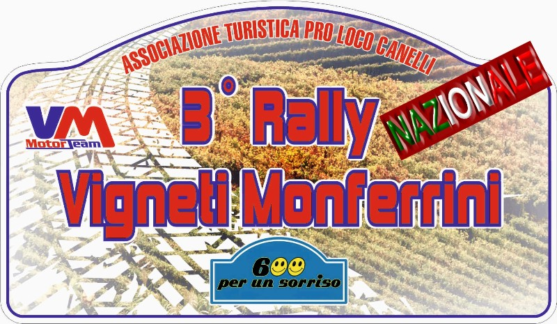 rally vigneti monferrini